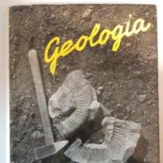 Libros de segunda mano: GEOLOGIA / MELENDEZ FUSTER / ED. PARANINFO 1969. Lote 183553562