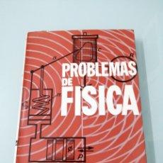 Libros de segunda mano de Ciencias: PROBLEMAS DE FÍSICA. LUÍS DEL ARCO VICENTE. BARNA, 1968. ED. ARIEL.. Lote 183670083