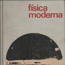 Libros de segunda mano de Ciencias: FÍSICA MODERNA. PAUL A. TIPLER. FÍSICA SUPERIOR. . Lote 183736890