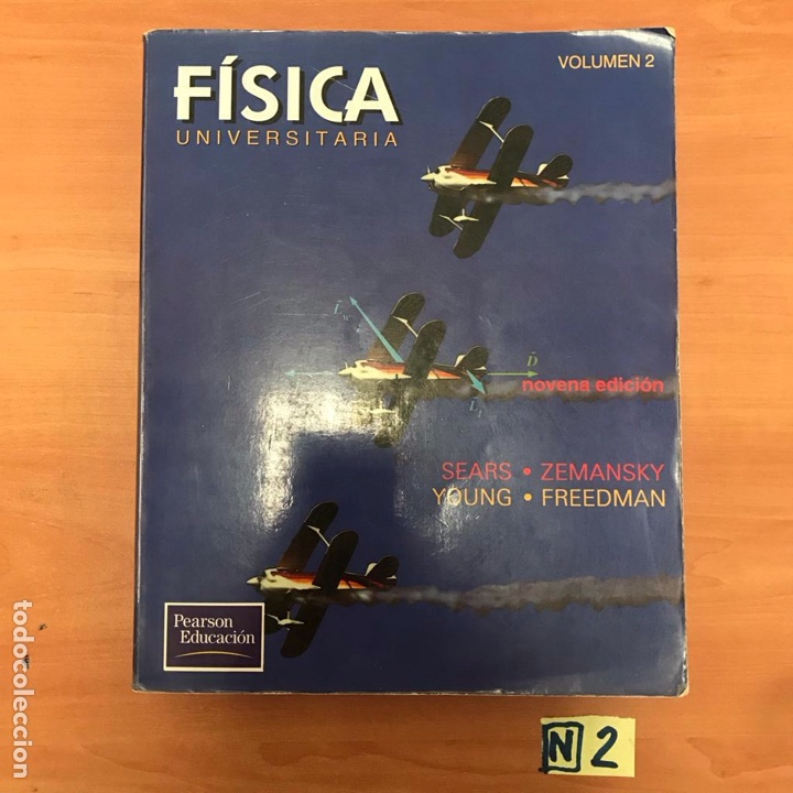FÍSICA UNIVERSITARIA (Libros de Segunda Mano - Ciencias, Manuales y Oficios - Física, Química y Matemáticas)