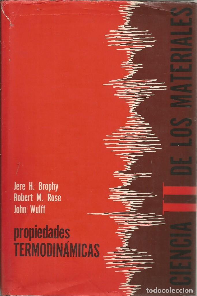 Libros de segunda mano de Ciencias: Ciencia de los materiales. 3 tomos. W. Moffatt-G. Pearsall-J. Wulff. - Foto 6 - 183857123