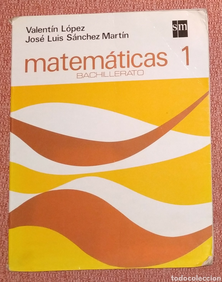 MATEMÁTICAS 1º B.U.P. (Libros de Segunda Mano - Ciencias, Manuales y Oficios - Física, Química y Matemáticas)
