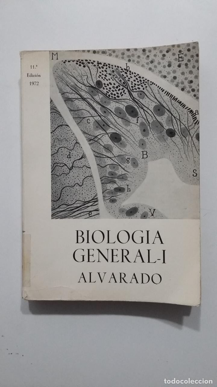 Libros de segunda mano: BIOLOGÍA GENERAL I Y II (2 VOLÚMENES) SALUSTIO ALVARADO. TDK422 - Foto 5 - 183865333