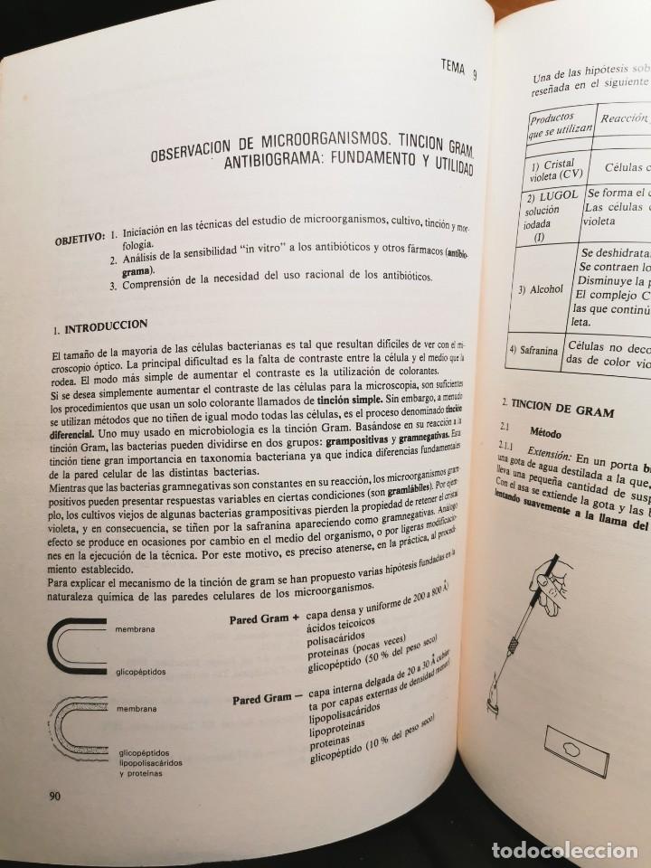 Libros de segunda mano: PRACTICAS DE BIOLOGIA (Varios autores) - Foto 3 - 183867056