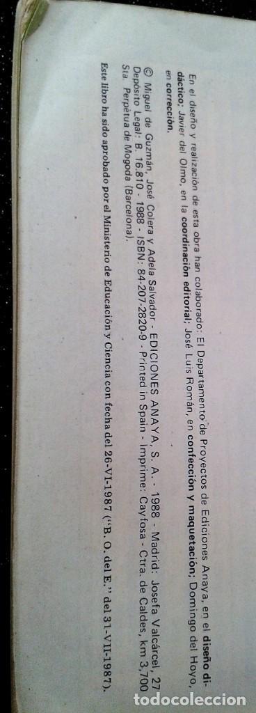Libros de segunda mano de Ciencias: MATEMÁTICAS 1 BACHILLERATO ANAYA - Foto 4 - 183881838