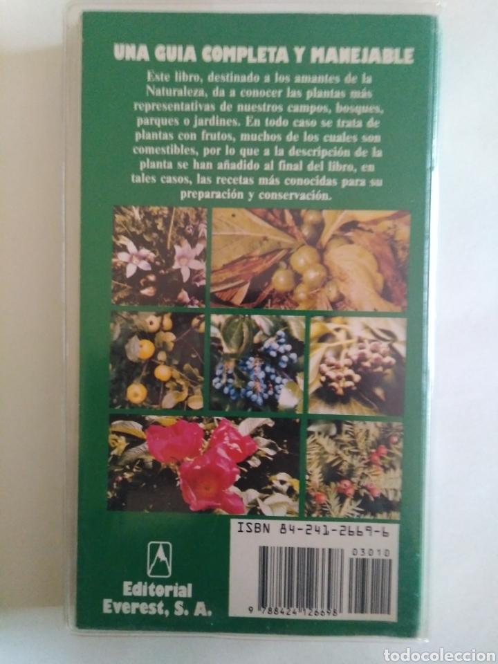 Libros de segunda mano: Frutos silvestres comestibles y venenosos / Manuel Durruti. Guía naturaleza Everest. - Foto 3 - 183864021