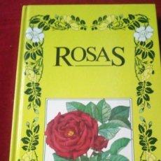 Libros de segunda mano: ROSAS. EDITORIAL FOLIO. AÑO 1988. Lote 184335160