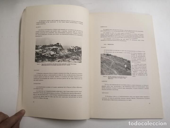 Libros de segunda mano: Mapa de las rocas industriales. Figueras. Instituto geologico y minero de España. 1974 Madrid - Foto 3 - 184344092