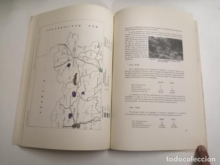 Libros de segunda mano: Mapa de las rocas industriales. Figueras. Instituto geologico y minero de España. 1974 Madrid - Foto 5 - 184344092