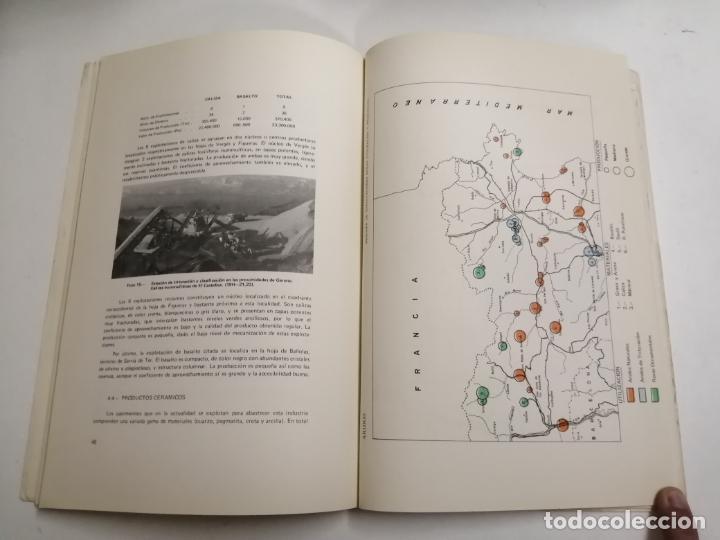 Libros de segunda mano: Mapa de las rocas industriales. Figueras. Instituto geologico y minero de España. 1974 Madrid - Foto 6 - 184344092