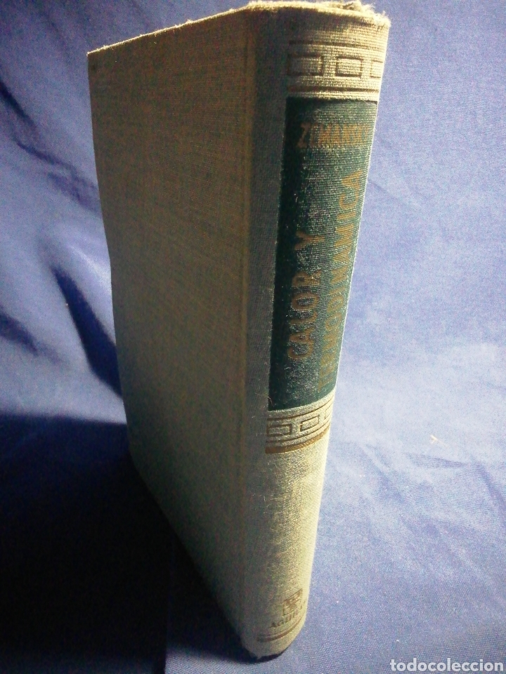 CALOR Y TERMODINÁMICA.MARK W. ZEMANSKY. SEGUNDA EDICIÓN 1964. AGUILAR. (Libros de Segunda Mano - Ciencias, Manuales y Oficios - Física, Química y Matemáticas)