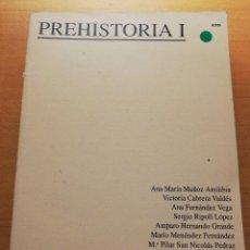 Libros de segunda mano: PREHISTORIA I (VV. AA.) UNED. Lote 186067827