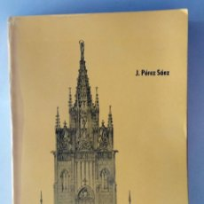 Libros de segunda mano de Ciencias: GEOMETRÍA DESCRIPTIVA. J. PÉREZ SÁEZ. MATEMÁTICAS.. Lote 186369893