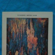 Libros de segunda mano: LA INCÓGNITA DEL MUNDO SUBTERRÁNEO MALLORQUÍN -GUILLERMO MESTRE JANER. Lote 187441250