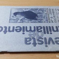 Libros de segunda mano: REVISTA DE ANILLAMIENTO - ORNITOLOGIA/ 6 - 2000/ J503. Lote 187656473