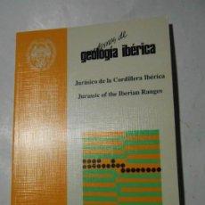 Libros de segunda mano: CUADERNOS DE GEOLOGÍA IBÉRICA Nº 25 / JURÁSICO DE LA CORDILLERA IBÉRICA - GUILLERMO MELÉNDEZ - 1999. Lote 264204080