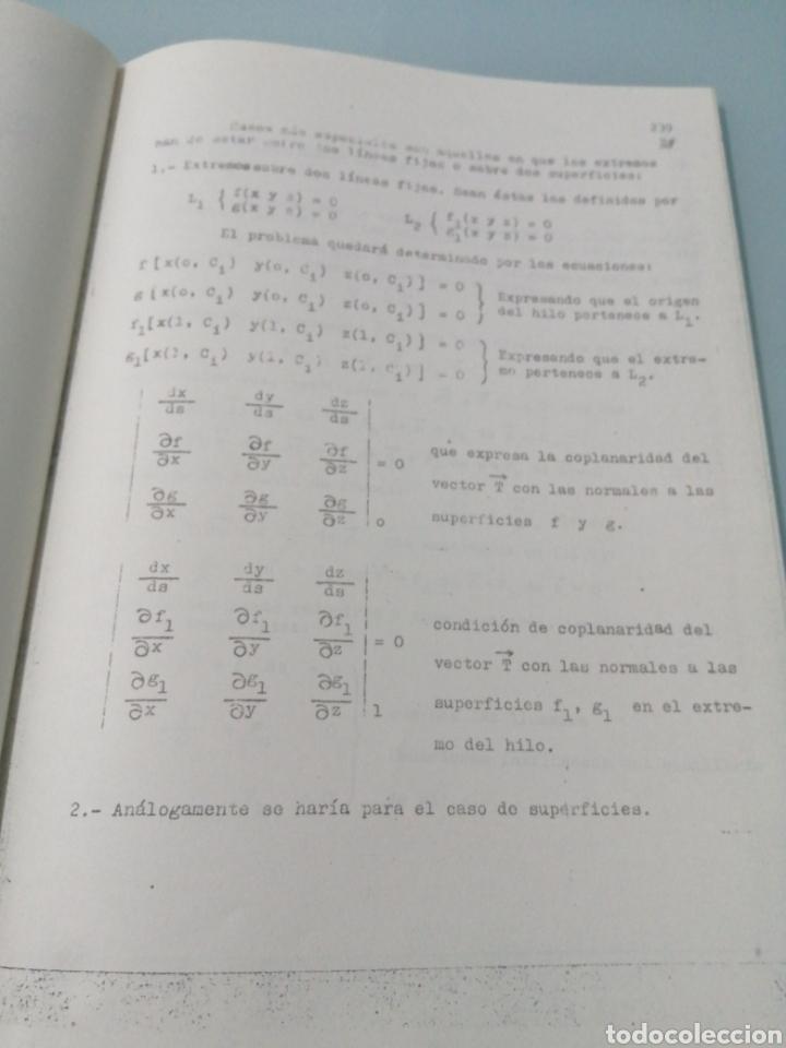 Libros de segunda mano de Ciencias: Apuntes de Dinámica y Estática de la Catedra de Mecánica de la ETSIIM - Foto 3 - 189081458