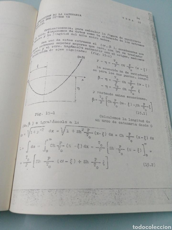 Libros de segunda mano de Ciencias: Apuntes de Dinámica y Estática de la Catedra de Mecánica de la ETSIIM - Foto 4 - 189081458