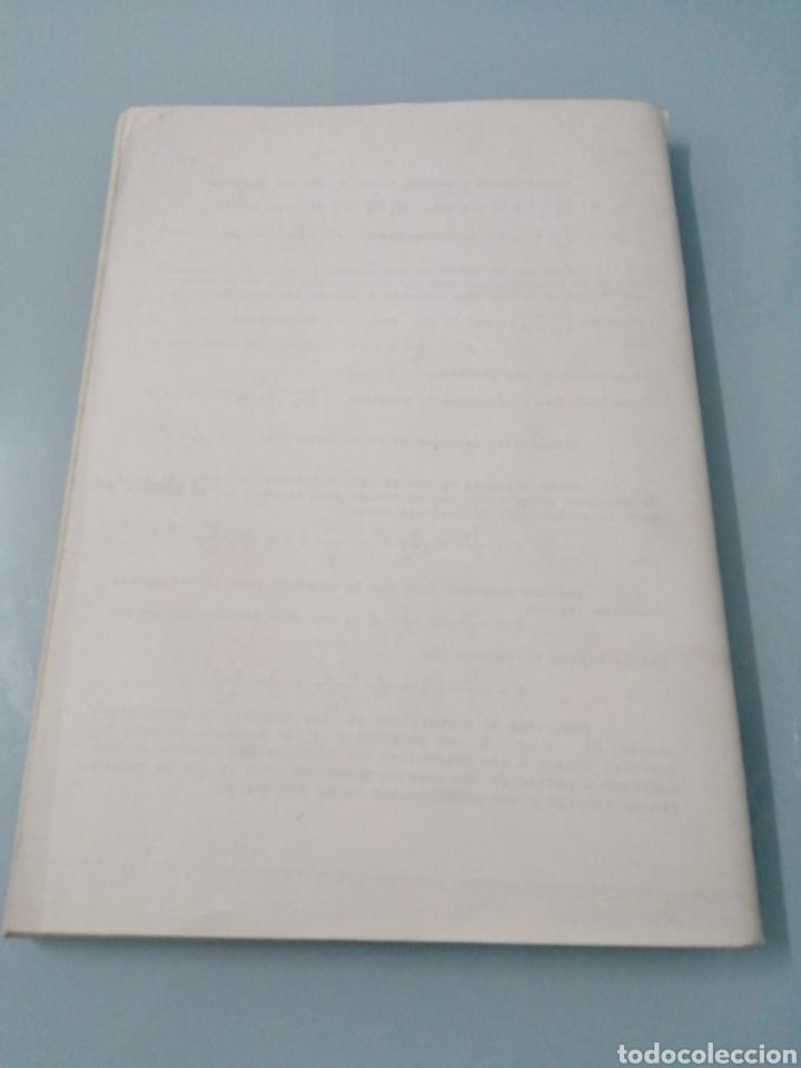 Libros de segunda mano de Ciencias: Apuntes de Dinámica y Estática de la Catedra de Mecánica de la ETSIIM - Foto 5 - 189081458