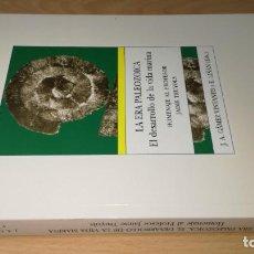 Libros de segunda mano: LA ERA PALEOZOICA DESARROLLO VIDA MARINA - HOMENAJE JAIME TRUYOLS - JA GAMEZ / E LIÑAN / M201. Lote 189213687
