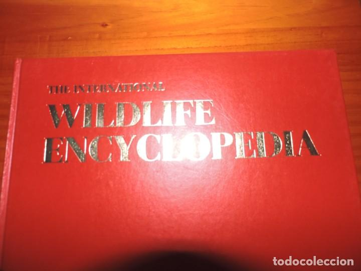 Libros de segunda mano: The International Wildlife Encyclopedia. 20 volúmenes. Londres - 1974 - Foto 2 - 189253231