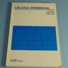 Libri di seconda mano: CÁLCULO DIFERENCIAL. CASANY / NIÑOLES / PÉREZ / PÉREZ. Lote 189272975