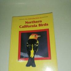Libros de segunda mano: HERBERT CLARKE, INTRODUCTION TO NORTHERN CALIFORNIA BIRDS. Lote 189447780