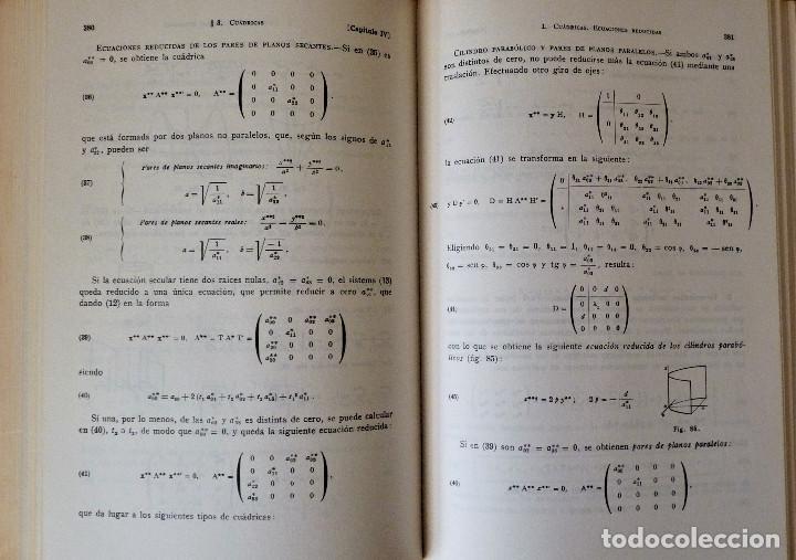 Libros de segunda mano de Ciencias: ELEMENTOS DE MATEMÁTICA - PEDRO ABELLANAS - Foto 3 - 189556861