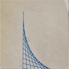 Libros de segunda mano de Ciencias: PROBLEMAS DE ALGEBRA LINEAL. TOMO I. E. TEBAR FLORES.. Lote 189562753