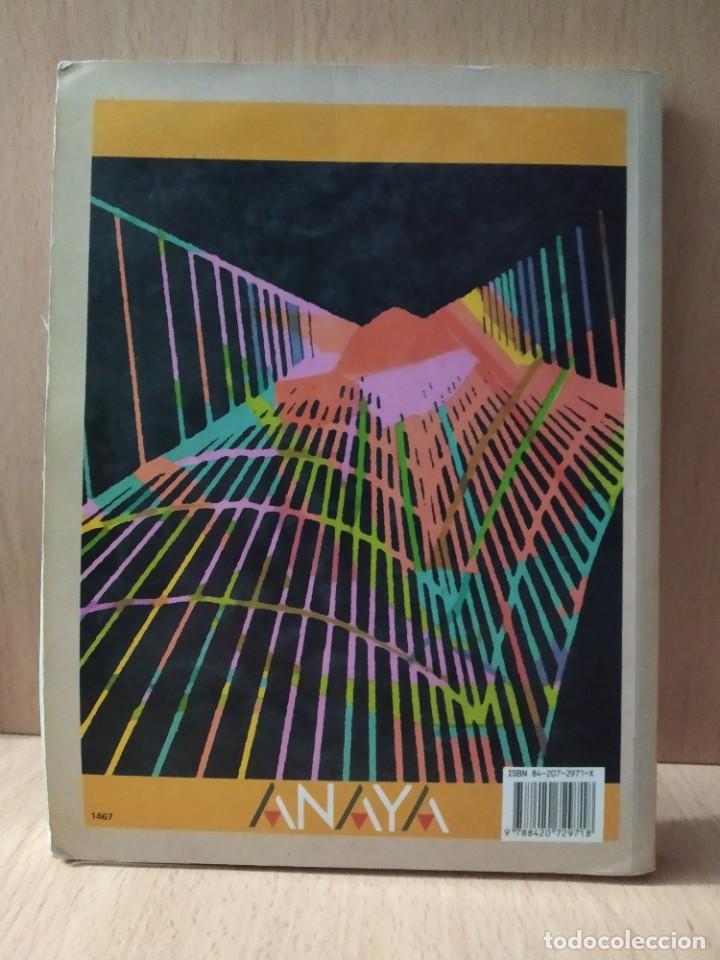 Libros de segunda mano de Ciencias: Matemáticas, Bachillerato 3. ANAYA.1992 - Foto 3 - 189971990