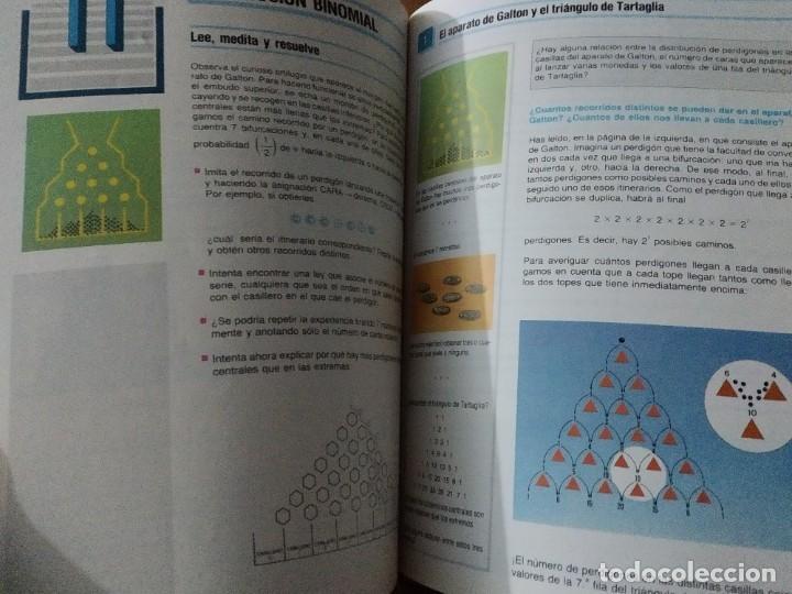 Libros de segunda mano de Ciencias: Matemáticas, Bachillerato 3. ANAYA.1992 - Foto 5 - 189971990