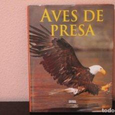 Libros de segunda mano: LIBRO AVES DE PRESA EDITORIAL OPTIMA. Lote 190604597