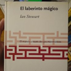Libri di seconda mano: IAN STEWART - EL LABERINTO MAGICO - CRITICA DRAKONTOS. Lote 190652545