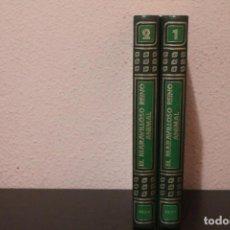 Libros de segunda mano: 2 LIBROS EL MARAVILLOSO REINO ANIMAL TOMO I -II. Lote 190839932