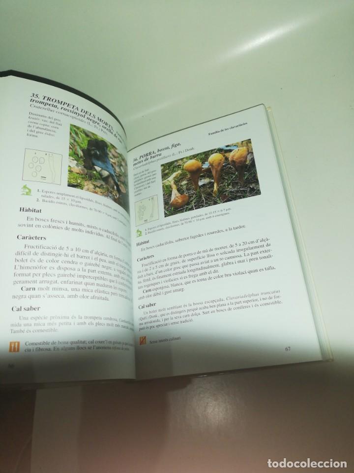 Libros de segunda mano: Ramon pascual, guía dels bolets dels paisos catalans - Foto 2 - 190884976
