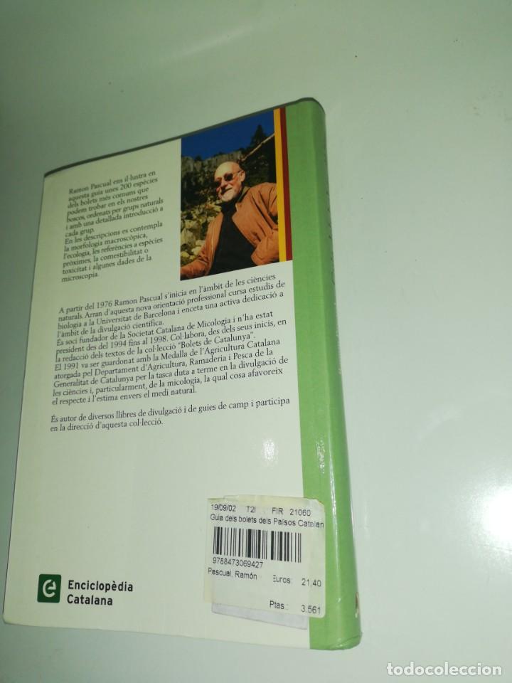 Libros de segunda mano: Ramon pascual, guía dels bolets dels paisos catalans - Foto 4 - 190884976