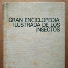 Libros de segunda mano: GRAN ENCICLOPEDIA DE LOS INSECTOS, POR V.J. STANEK (CÍRCULO DE LECTORES, 1972).. Lote 190925231