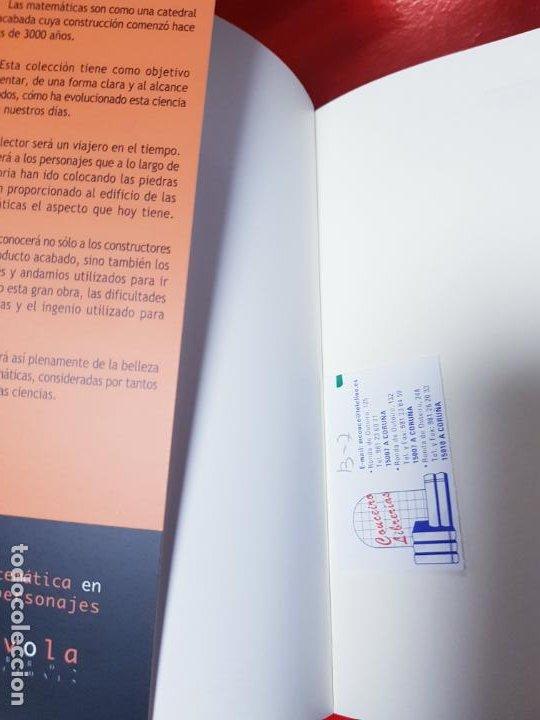 Libros de segunda mano de Ciencias: LIBRO-FERMAT-EL MAGO DE LOS NÚMEROS-NÍVOLA-1ªEDICIÓN-VER FOTOS - Foto 5 - 191174833
