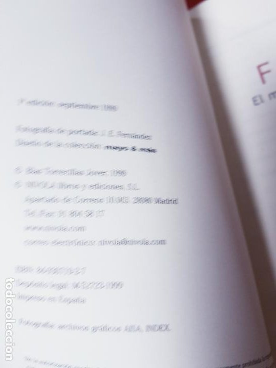Libros de segunda mano de Ciencias: LIBRO-FERMAT-EL MAGO DE LOS NÚMEROS-NÍVOLA-1ªEDICIÓN-VER FOTOS - Foto 7 - 191174833
