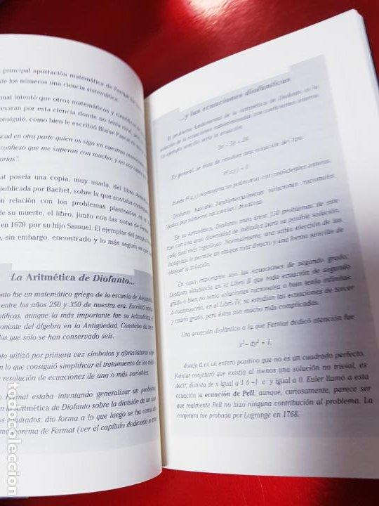 Libros de segunda mano de Ciencias: LIBRO-FERMAT-EL MAGO DE LOS NÚMEROS-NÍVOLA-1ªEDICIÓN-VER FOTOS - Foto 10 - 191174833