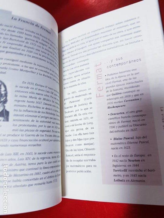 Libros de segunda mano de Ciencias: LIBRO-FERMAT-EL MAGO DE LOS NÚMEROS-NÍVOLA-1ªEDICIÓN-VER FOTOS - Foto 11 - 191174833