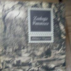 Libros de segunda mano: ZOOLOGÍA PINTORESCA (1969). Lote 191207861