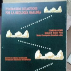 Livros em segunda mão: ITINERARIOS DIDACTICOS POR LA GEOLOGIA GALLEGA.. Lote 191208132
