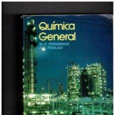 Libros de segunda mano de Ciencias: QUIMICA GENERAL, TEORIA, PROBLEMAS EXPLICADOS, PROBLEMAS PROPUESTOS, EVEREST1993. Lote 191338683
