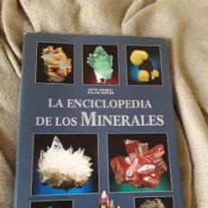 Livros em segunda mão: LA ENCICLOPEDIA DE LOS MINERALES, DE PETR KORBEL Y MILAN NOVAK. EXCELENTE ESTADO. LIBSA.. Lote 191367820