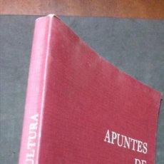 Libros de segunda mano: APUNTES DE FRUTICULTURA-MINISTERIO DE AGRICULTURA-1981. Lote 191379727