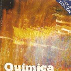 Libros de segunda mano de Ciencias: QUIMICA GENERAL SUPERIOR - MASTERTON, SLOWINSKI, STANITSKI. Lote 191987457