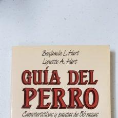 Libros de segunda mano: GUÍA DEL PERRO CARACTERÍSTICAS Y PAUTAS DE 56 RAZAS - HART - LABOR - TDK225. Lote 192312408