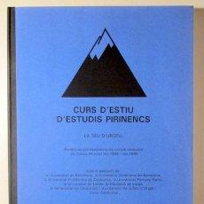 Libros de segunda mano: CURS D'ESTIU D'ESTUDIS PIRINENCS (3 VOL.) - BARCELONA 1991. Lote 192452187