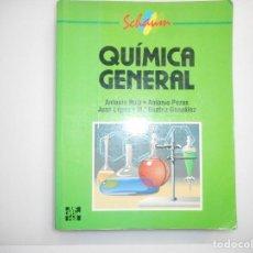 Livres d'occasion: QUÍMICA GENERAL Y98418T . Lote 192879708